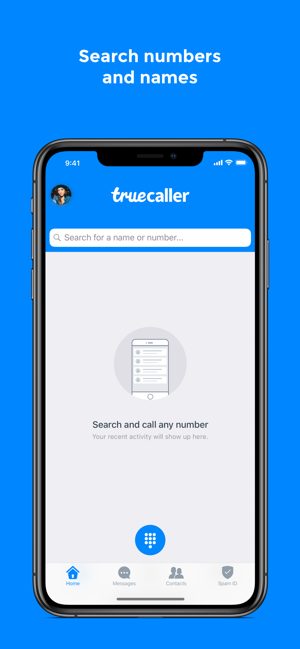 ‎Truecaller Screenshot