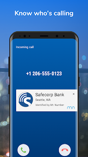 Mr. Number - Caller ID & Spam Protection Screenshot
