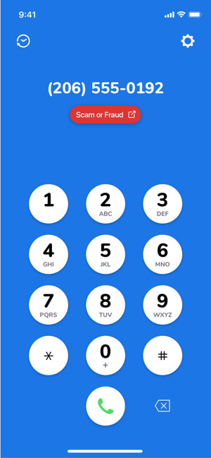 ‎Mr. Number Lookup & Call Block Screenshot