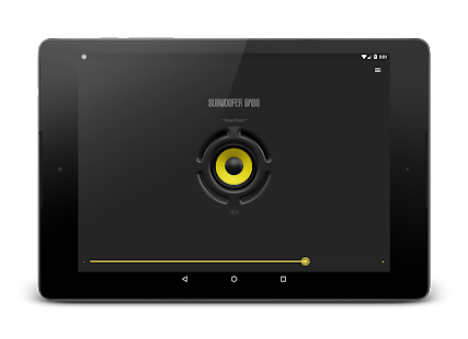 Subwoofer Bass Screenshot