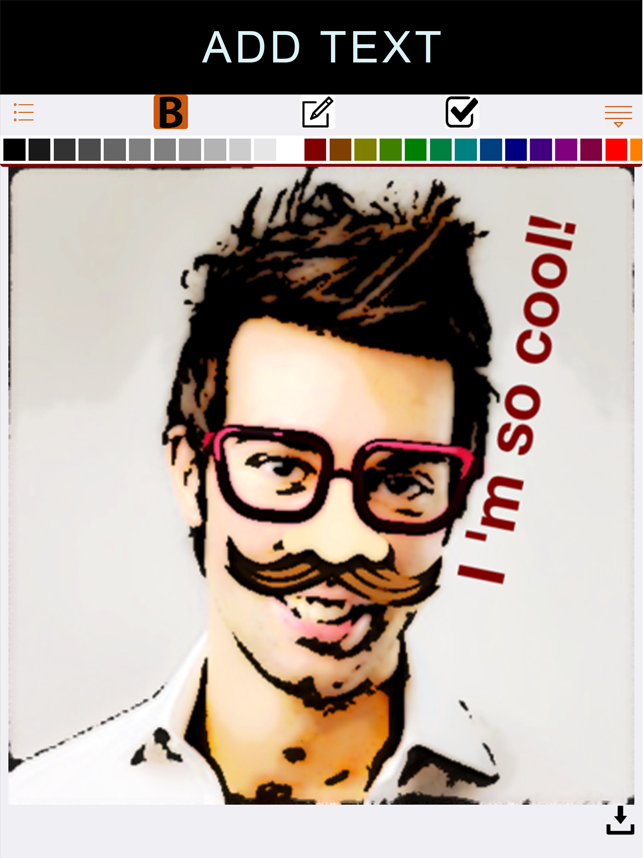 ‎Cartoon Yourself Screenshot