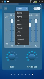 Music Volume Equalizer Screenshot
