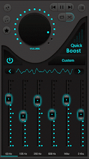 Bass Booster Screenshot