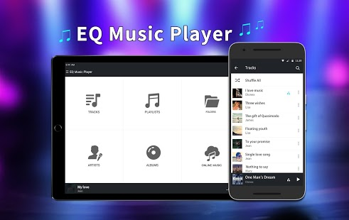 Equalizer Music Player and Video Player Screenshot