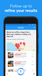 HOUND Voice Search & Personal Assistant Screenshot