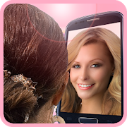 Hairstyle Mirror: try on live