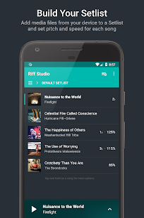 Riff Studio Screenshot