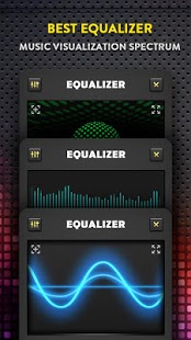 Bass Booster, Volume Booster - Music Equalizer🎚️ Screenshot